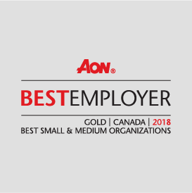 AON Best Employer – 2018